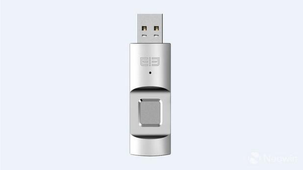 Флашката Elephone U-Disk е първата в света със скенер на пръстови отпечатъци