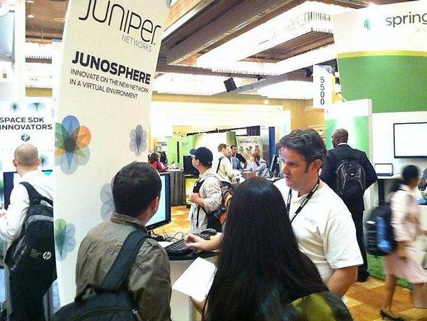 Juniper Networks плаща най-много на своите специалисти сред компаниите от Силициевата долина