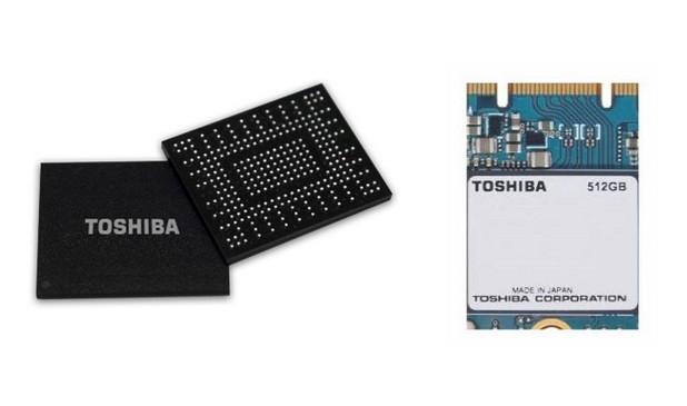 Паметта и контролерът на новите SSD са поместени в корпус с размери 16×20 мм
