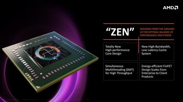 Настолните процесори AMD Zen ще се появят на пазара през февруари 2017 г., докато мобилните чипове се очакват през второто тримесечие