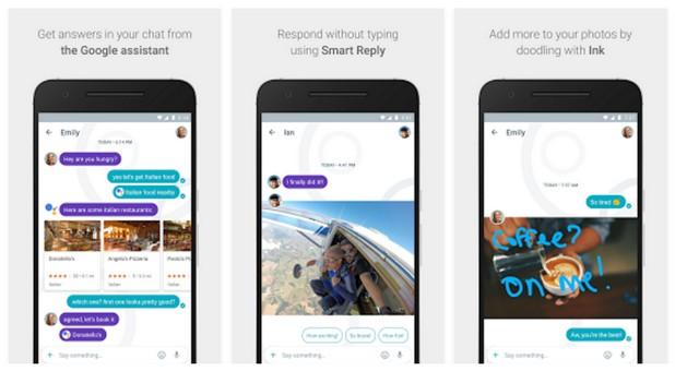 Ведната след появата си, Google Allo зае челни позиции в секцията на безплатните приложения в Play Store
