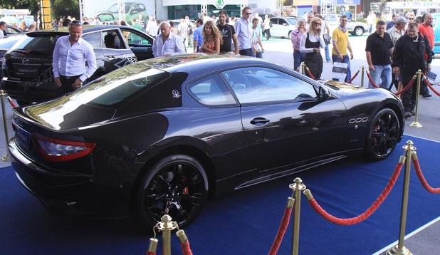"""Изложбата """"Автосвят"""" е известна с премиерите на нови модели автомобили"""