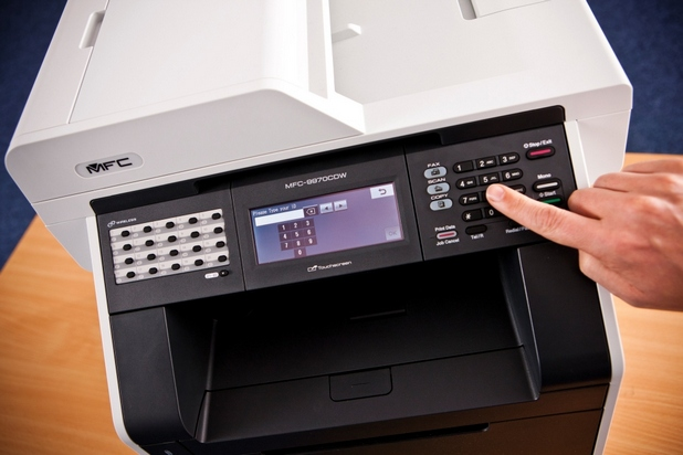 B-guard дава на администраторите информация за това кой какво отпечатва и позволява задаване на квоти за печат за всеки потребител за определен период
