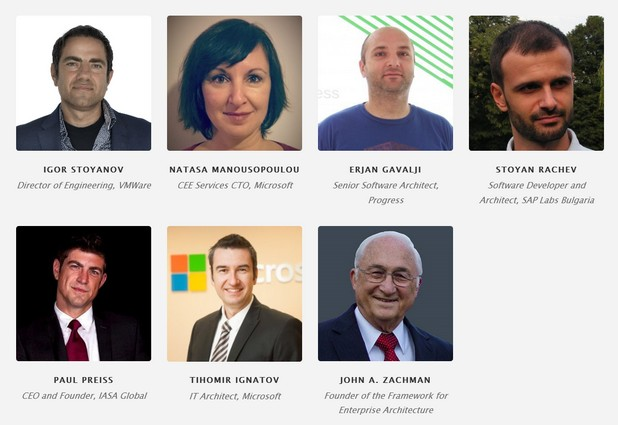 Лектори на ITARC конференцията в София ще бъдат изявени специалисти от софтуерната индустрия