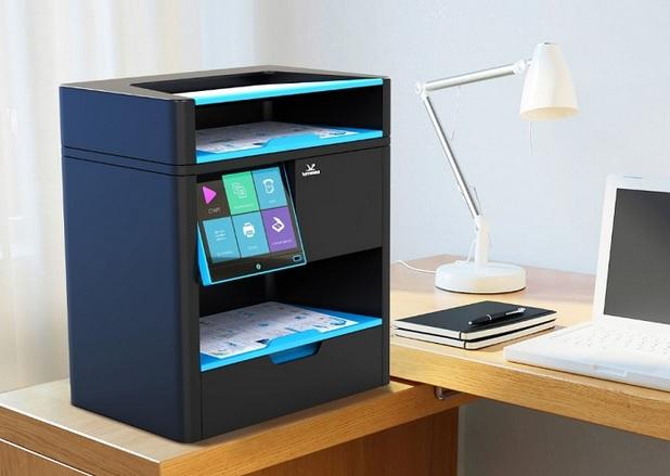 Катюша съчетава принтер, скенер и копир, влиза в производство през 2018 г.