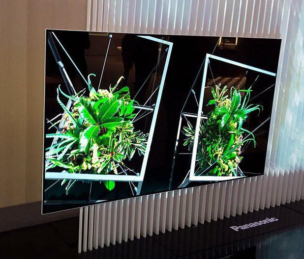 Panasonic е приложила своя опит, натрупан при разработката на плазмени панели, в ново поколение OLED телевизорите