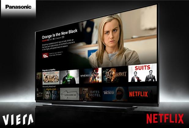 Притежателите на телевизори Panasonic, произведени и преди 2016 г., вече имат достъп до популярната услуга Netflix