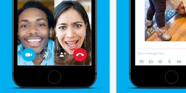 Skype за iPhone вече поддържа гласовия асистент Siri на Apple