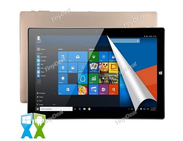 Teclast Tbook 10 предлага избор на Windows 10 и Android, може да се ползва като таблет и ноутбук