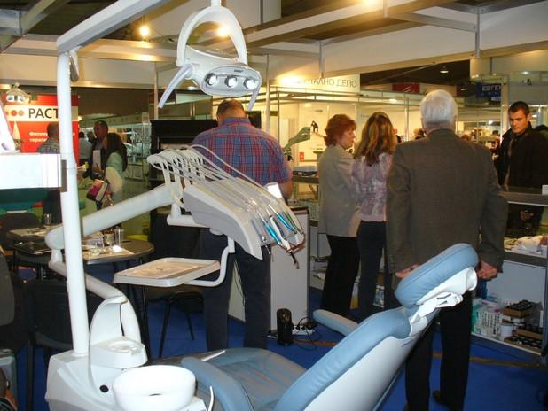 """Международната изложба """"Медикус, Денто, Галения"""" се утвърди като най-престижния делови форум на индустрията за здравето"""