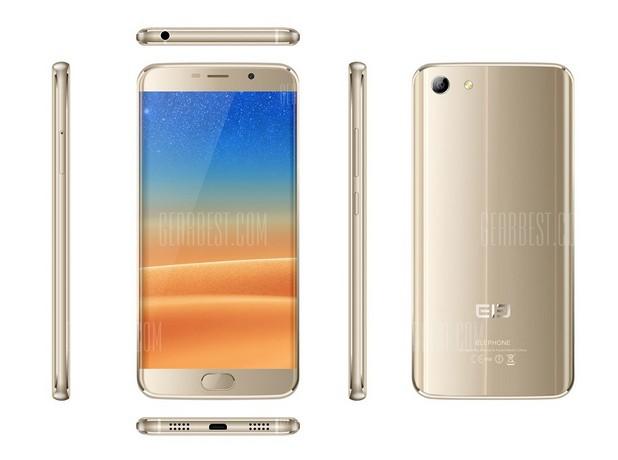 Elephone S7 има размери 15,04x7,32x0,76 см и тежи 148 грама