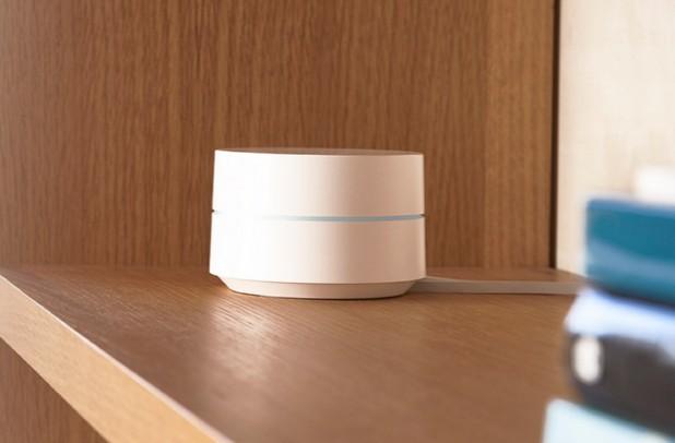 Новите рутери Google Wi-Fi се отличават с това, че могат да се свързват в единна мрежа за по-добро покритие