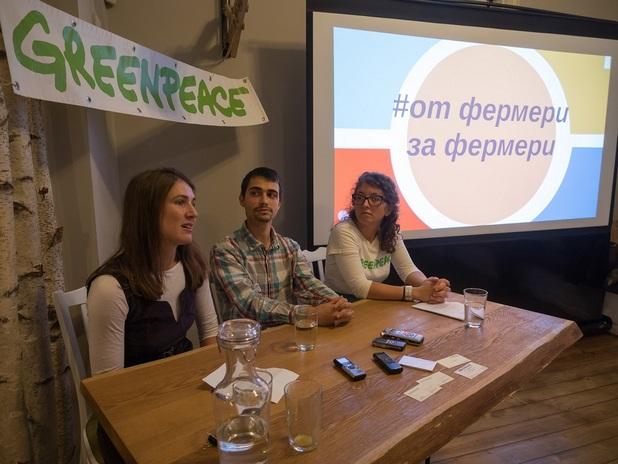 Грийнпийс представи онлайн платформа за свързване на фермери и обмен на екологични практики