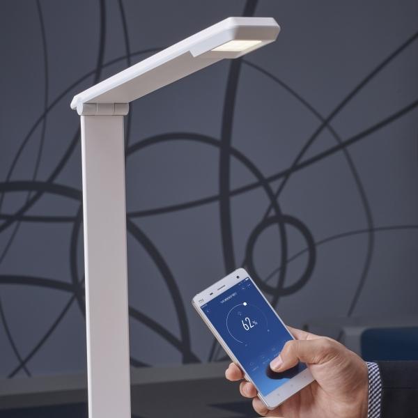 Philips и Xiaomi вече показаха съвместен продукт - настолна LED лампа Philips Eyecare