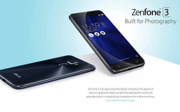 Asus ZenFone 3 привлича с големия си 5,5-инчов екран, много памет и стилен дизайн