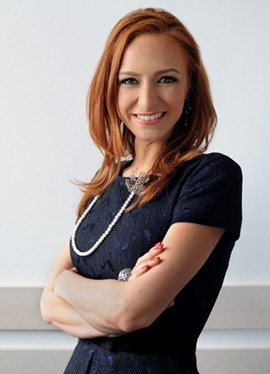 Стефания Дунчева, старши HR мениджър, TELUS International Europe