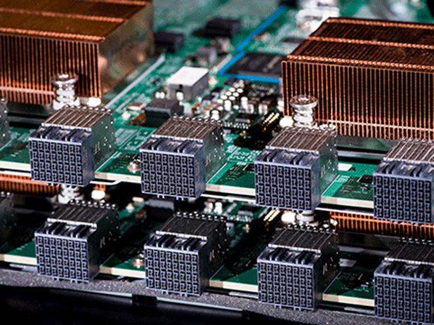 Архитектурата The Machine стъпва на концепция за изчисления, управлявани от паметта