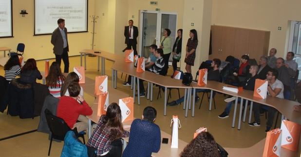 Техническата академия на Виваком дава шанс на студентите от ТУ София да се учат от професионалистите в телеком бранша