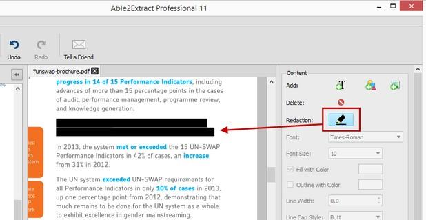 В новата версия можете мигновено да добавяте бележки, да оставяте коментари, да подчертавате и оцветявате текстове в PDF страницата,