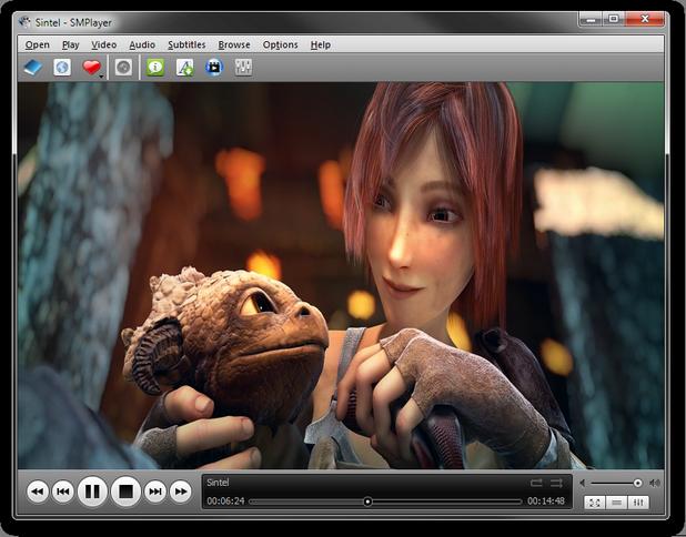 MPlayer for Windows ще ви позволи да възпроизведете на практика всяко видео и аудио