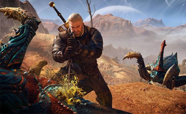 """""""The Witcher 3: Wild Hunt"""", разработена от полското студио CD Projekt RED, се счита за най-добрата ролева игра в последните години"""