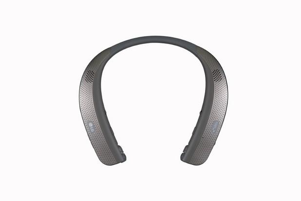 Преносимите аудио колонки Tone Studio разполагат с четири говорителя и поддържат безжично зареждане