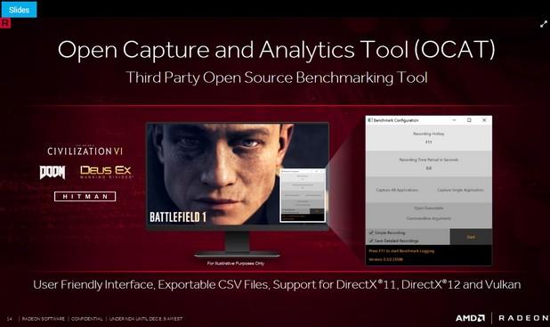 ReLive е основното послание на AMD при обявяването на новия графичен пакет и се отнася до главната функция в него, а именно - стрийминга на геймплей