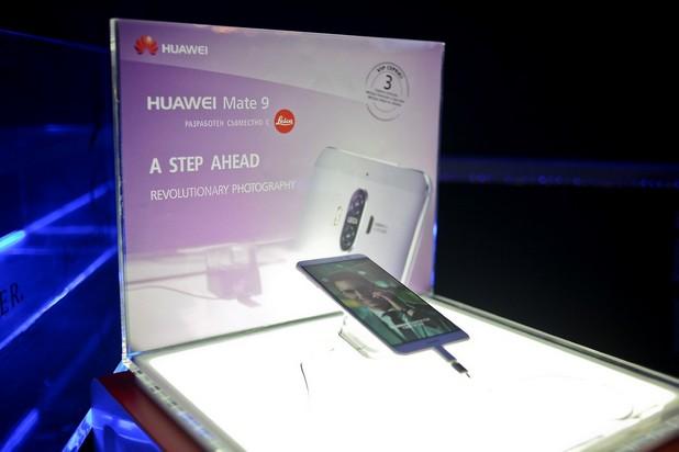 Huawei Mate 9 вече се предлага на българския пазар в големите вериги от магазини за електроника
