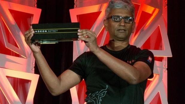 Продуктите Radeon Instinct се очакват през първата половина на 2017 г.