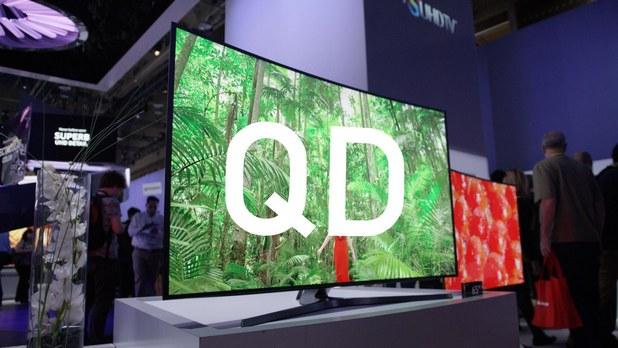 Samsung вярва, че ТВ панелите с квантови точки са по-добри от OLED дисплеите