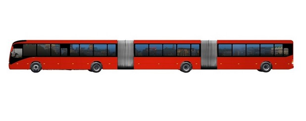 Gran Artic 300 е дълъг 30 метра и може да превозва 300 пътници