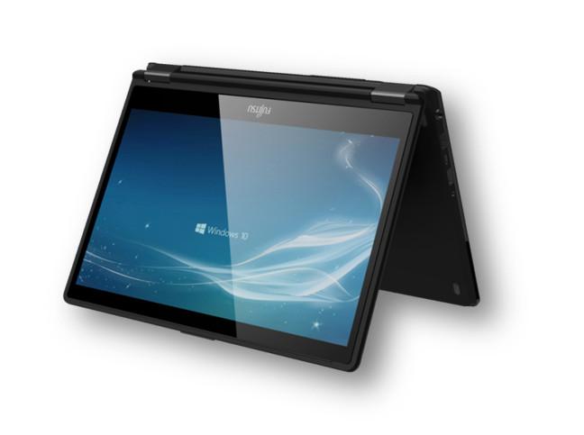 Fujitsu Tablet Lifebook P727 комбинира най-доброто от света на ноутбуците и таблетите