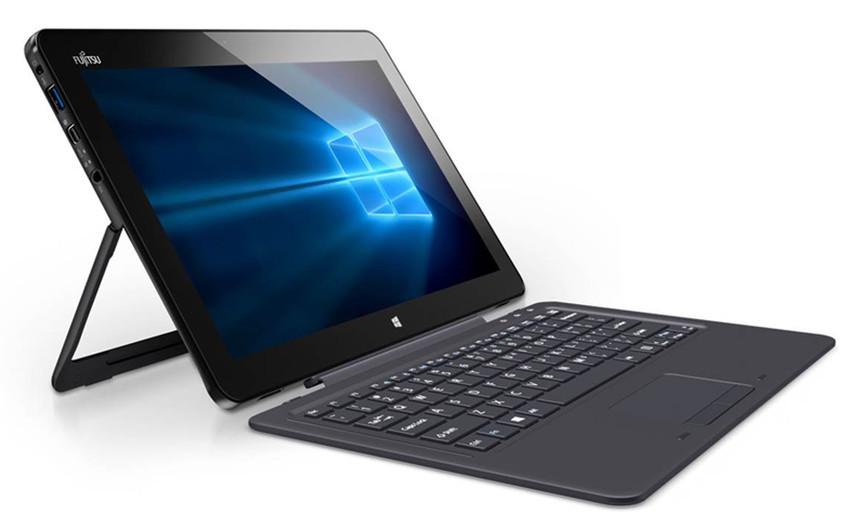 Fujitsu Tablet Stylistic R727 е мощен таблет РС със сваляща се клавиатура