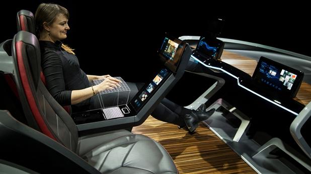 Bosch очаква бурно развитие в персонализираното общуване на шофьорите с автомобила