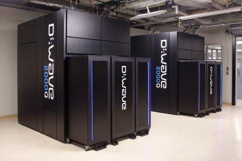 D-Wave 2000Q превъзхожда по производителност класическите сървъри с 1000 до 10 000 пъти