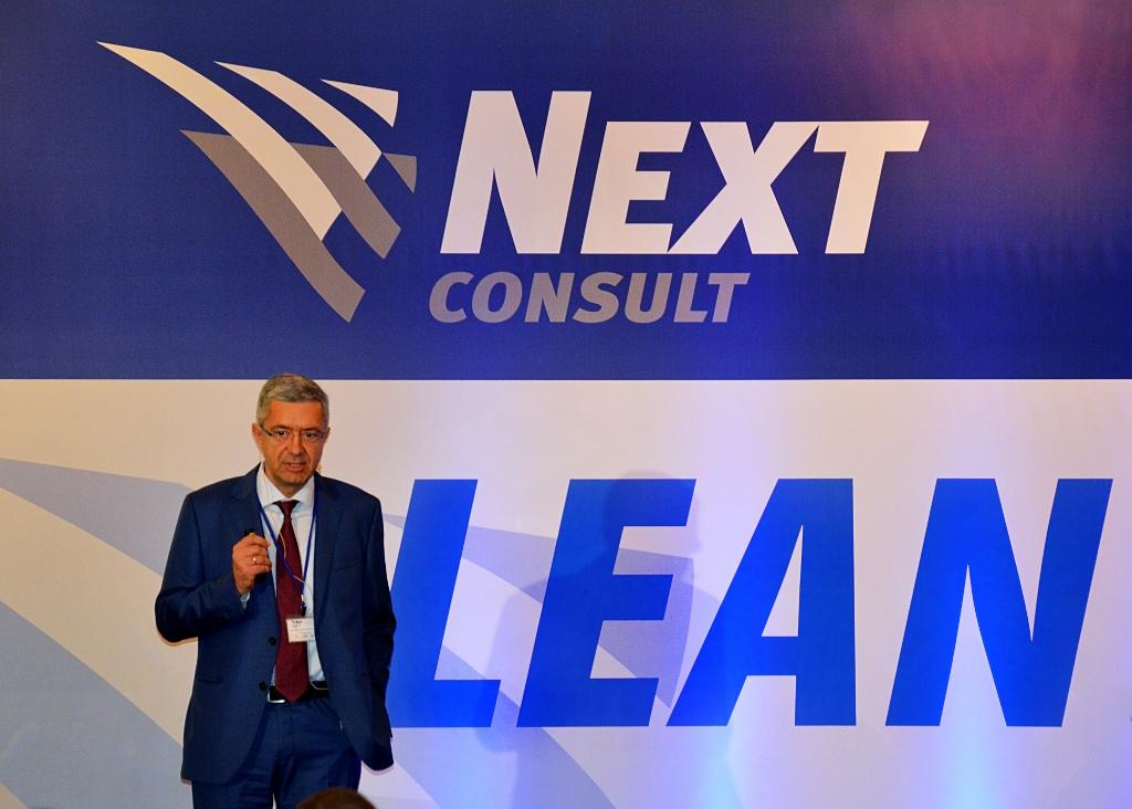 Междунарданата LEAN конференция, организирана от Некст Консулт, цели да подпомогне развитието на бизнес средата в България
