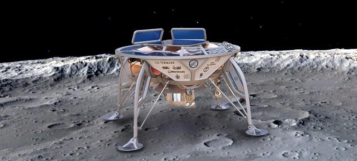 Пет екипа ще изпратят свои апарати на лунна мисия тази година