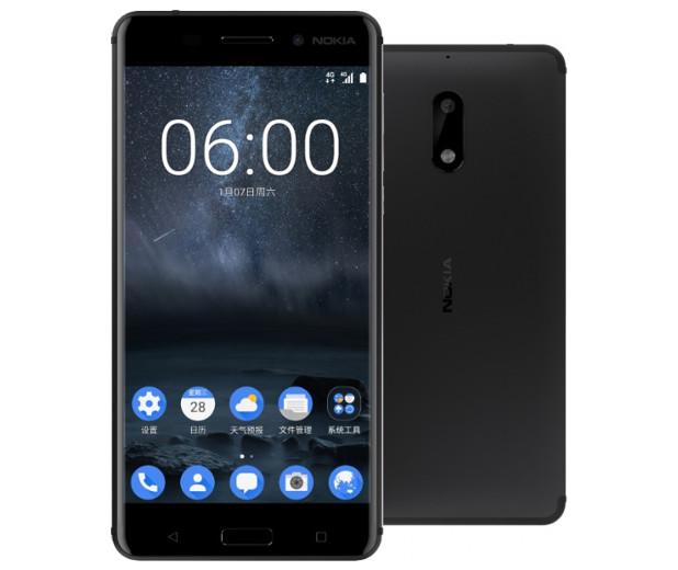 Nokia 6 и изпълнен в алуминиев корпус и разчита на процесор Qualcomm Snapdragon 430