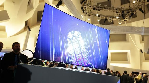 Новите QLED телевизори на Samsung пресъздават точно цветното пространство DCI-P3