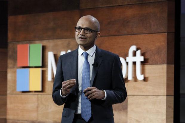 За три години начело на Microsoft Сатя Надела повиши с над 200 млрд. долара пазарната й капитализация