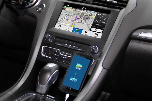 Sygic е първото приложение за GPS навигация, което ще работи на сензорния екран на автомобилите Ford