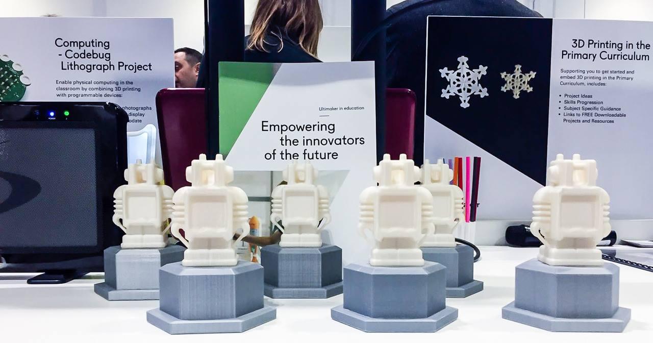 3D печатът насърчава креативноста и развива умения в области като наука, инженерство и изкуство