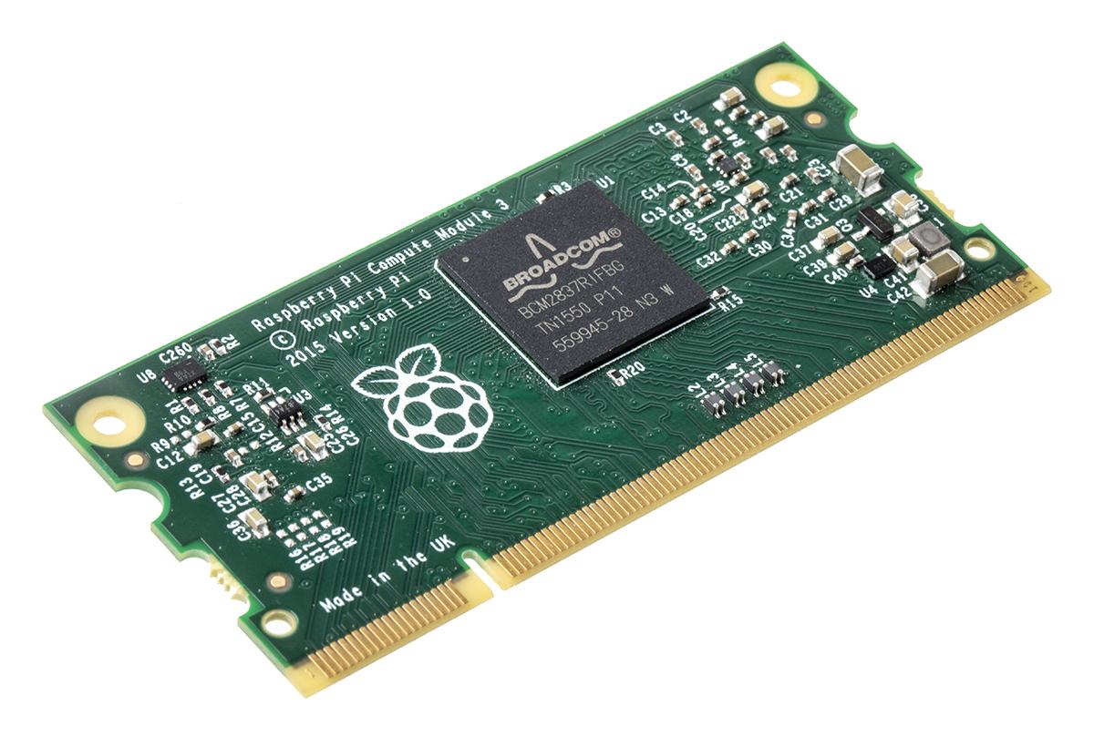 На базата на Raspberry Pi всеки може да създаде индустриален продукт и да пусне собствените си приложения на него