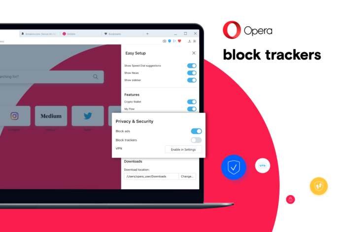 Opera Web Browser - The best browser for windows 10 | lateweb.info