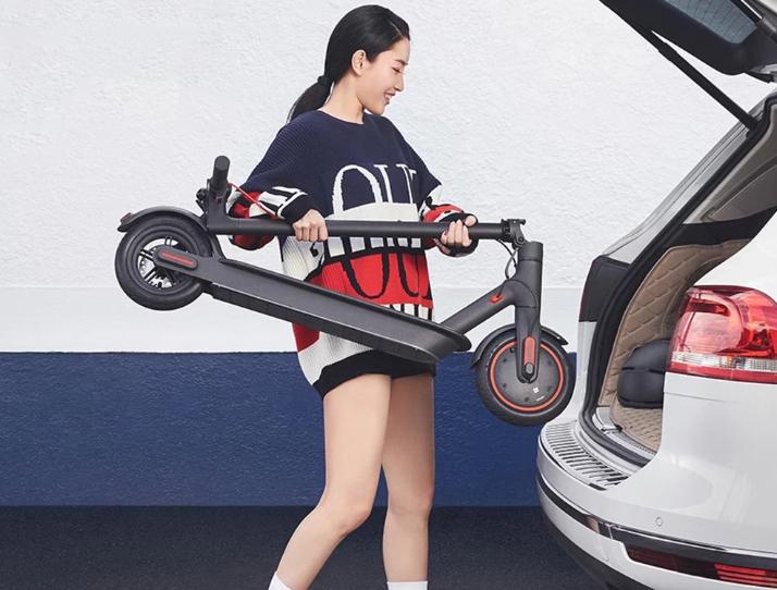 Xiaomi Mijia Electric Scooter Pro – здрав е-скутер с 45 км пробег